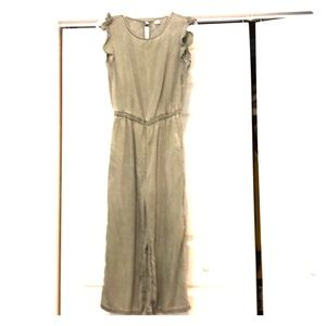 Army Green Jumpsuit XS